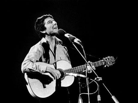 Leonard Cohen - nguoi duy nhat du sanh voi Bob Dylan - Anh 1