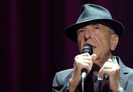 Leonard Cohen - nguoi duy nhat du sanh voi Bob Dylan - Anh 2