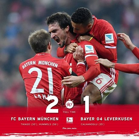 Bayern cat mach khong thang, Ancelotti tho phao - Anh 2