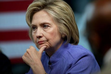 Donald Trump noi viec kiem phieu lai la 'lo bich',canh cao ba Clinton 'bat tay' cung ung vien Dang Xanh - Anh 2