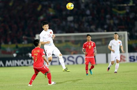 Hanh trinh DT Viet Nam lap ky luc an tuong o AFF Cup 2016 - Anh 1