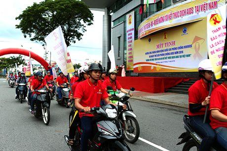 Phat dong Thang hanh dong Quoc gia phong, chong HIV/AIDS - Anh 5