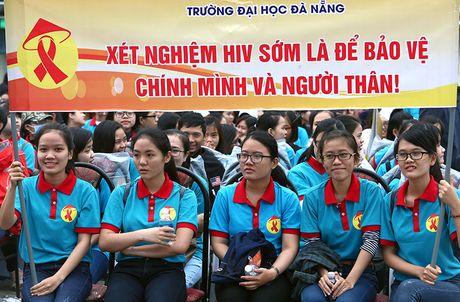 Phat dong Thang hanh dong Quoc gia phong, chong HIV/AIDS - Anh 8