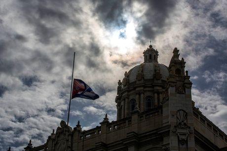 Du luan the gioi tiec thuong Lanh tu Cuba Fidel Castro - Anh 11