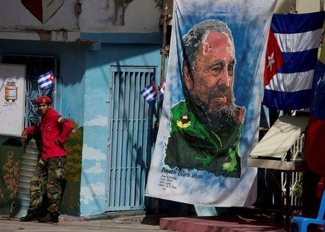Du luan the gioi tiec thuong Lanh tu Cuba Fidel Castro - Anh 13