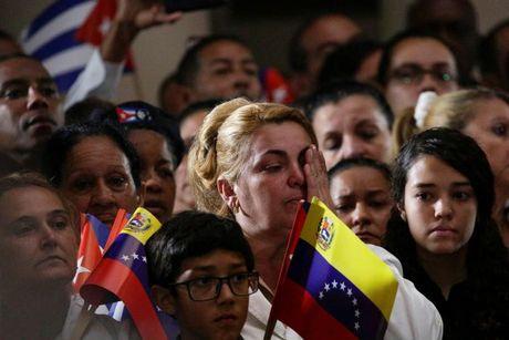 Du luan the gioi tiec thuong Lanh tu Cuba Fidel Castro - Anh 5