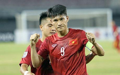 Cong Vinh sap bat kip Rooney tren BXH cac chan sut vi dai nhat o DTQG - Anh 6