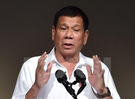 Trung Quoc len tieng ve thong tin ong Duterte tham Bac Kinh lan 2 - Anh 1