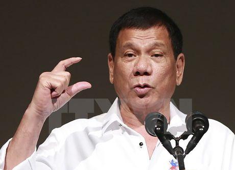 Chuyen gia: Tong thong Philippines duong nhu dang xa roi ASEAN - Anh 1