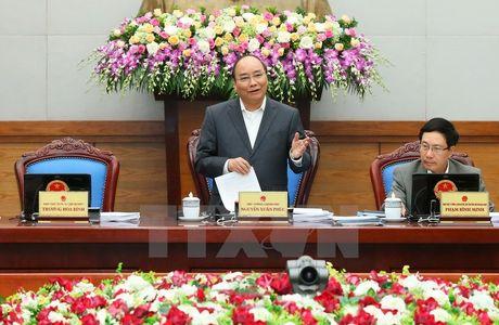 Thu tuong Nguyen Xuan Phuc: Chinh phu noi phai di doi voi lam - Anh 1