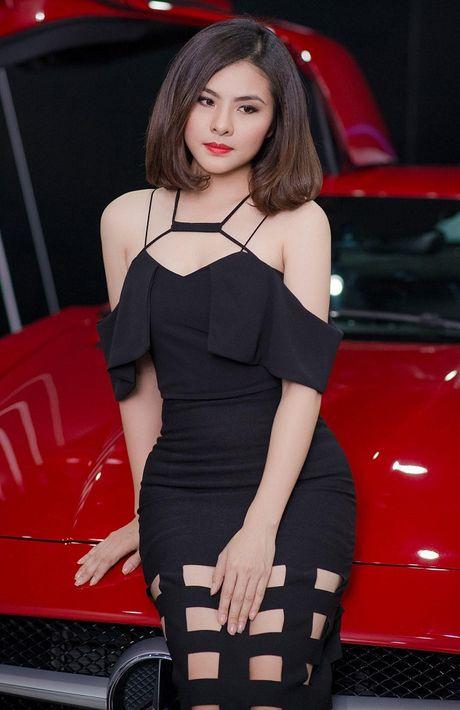 'Thot tim'voi loat vay ao xe nguc tao bao cua my nhan Viet - Anh 18