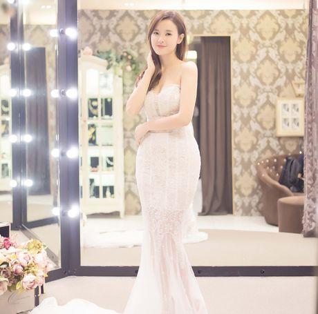 Midu xung xinh vay ao sang Han gap Lee Min Ho - Anh 6