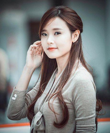 Midu xung xinh vay ao sang Han gap Lee Min Ho - Anh 9