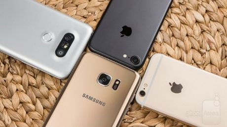 Top smartphone sac pin nhanh nhat nam 2016 - Anh 1