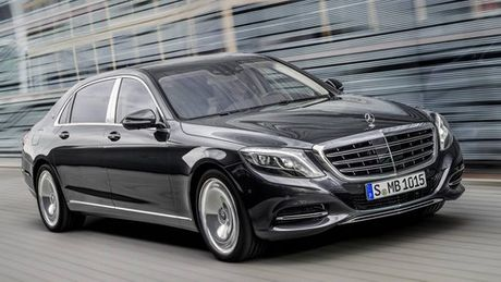 Viet Nam sap co Maybach duoi 10 ty dong - Anh 1