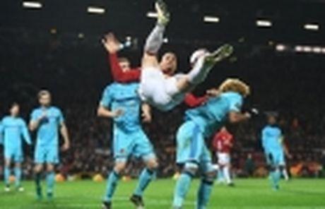 Phung phi co hoi, hang cong Man Utd bat luc truoc West Ham - Anh 5
