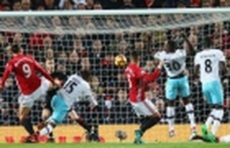Man Utd lai hoa: Mourinho, hay tam biet chuc vo dich di! - Anh 3