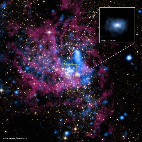 Phat hien sieu quan thien ha khong lo trong thien ha Milky Way - Anh 2