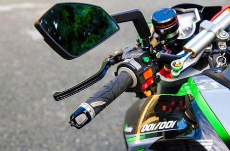 Yamaha FZ150i 'bien hinh' naked-bike khung tai Sai Gon - Anh 5