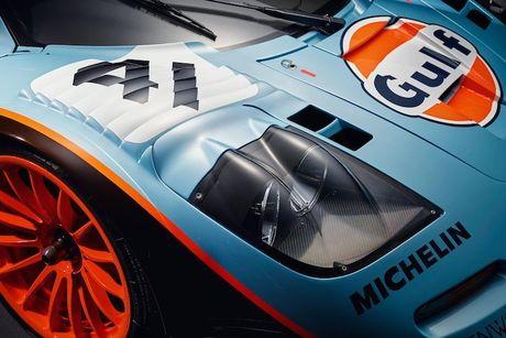 McLaren 'show hang' xe dua tram ty F1 GTR Longtail - Anh 2