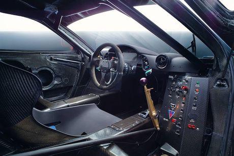 McLaren 'show hang' xe dua tram ty F1 GTR Longtail - Anh 4