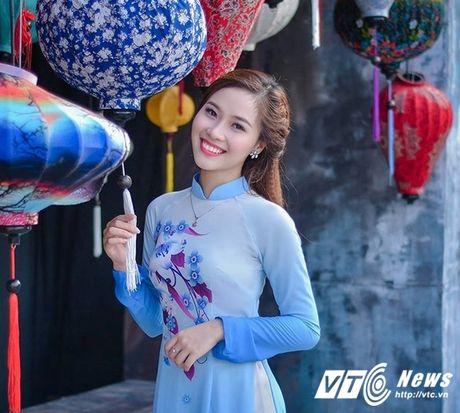 12 co gai xinh dep nhat DH Quoc gia HN nam 2016 - Anh 2