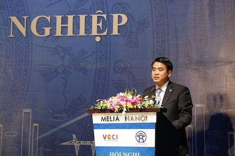 Chu tich Nguyen Duc Chung: Ha Noi chi 2 trieu USD quang ba tren CNN - Anh 1