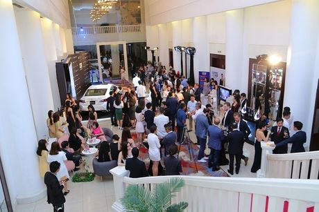 Lexus dong hanh cung da tiec CEO Night lan thu 10 - Anh 3