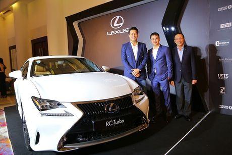 Lexus dong hanh cung da tiec CEO Night lan thu 10 - Anh 4