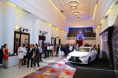 Lexus dong hanh cung da tiec CEO Night lan thu 10 - Anh 5