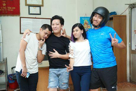 'Dai thang' tai mien Trung, Truong Giang mang liveshow 'Ve que' vao Sai Gon - Anh 1