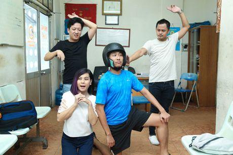 'Dai thang' tai mien Trung, Truong Giang mang liveshow 'Ve que' vao Sai Gon - Anh 3