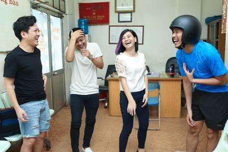 'Dai thang' tai mien Trung, Truong Giang mang liveshow 'Ve que' vao Sai Gon - Anh 4