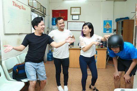 'Dai thang' tai mien Trung, Truong Giang mang liveshow 'Ve que' vao Sai Gon - Anh 5