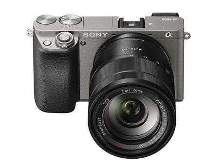 Sony A6000 co them bien the xam Graphite tu ngay 2/12 - Anh 1