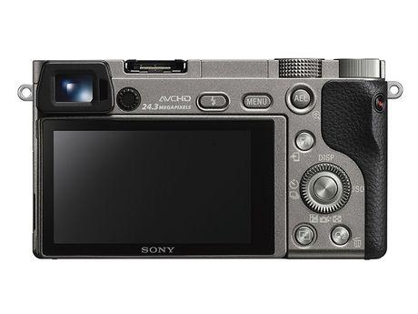 Sony A6000 co them bien the xam Graphite tu ngay 2/12 - Anh 2