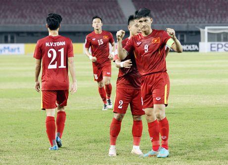 Indonesia hua don tiep doi tuyen Viet Nam chu dao truoc ban ket luot di - Anh 2