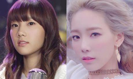 "Su ""lot xac"" dang kinh ngac cua 8 nu idol Kpop ke tu khi ra mat - Anh 3"