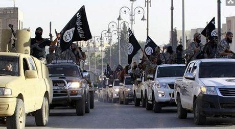 IS dung vu khi hoa hoc tan cong luc luong noi day Syria - Anh 1
