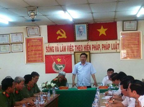 Bi thu Dinh La Thang: Som thi diem mo hinh CSHS dac nhiem moi - Anh 1