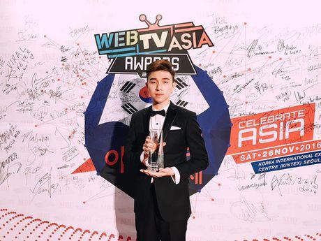 Son Tung M-TP, ST.319 duoc vinh danh tai WebTVAsia Awards 2016 - Anh 2