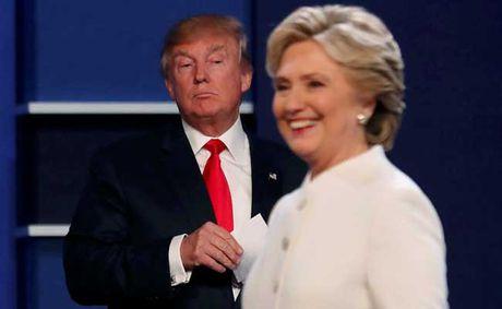 Ong Trump: Toi co the da thang ba Clinton ve phieu pho thong - Anh 1