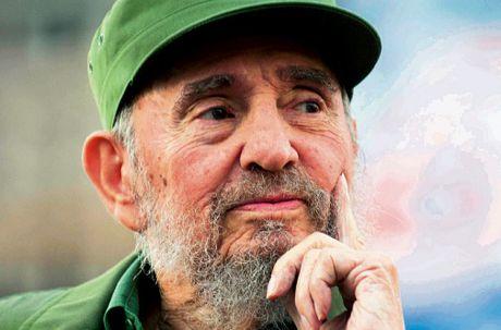Chu tich Quoc hoi sang Cuba du le truy dieu ong Fidel Castro - Anh 1