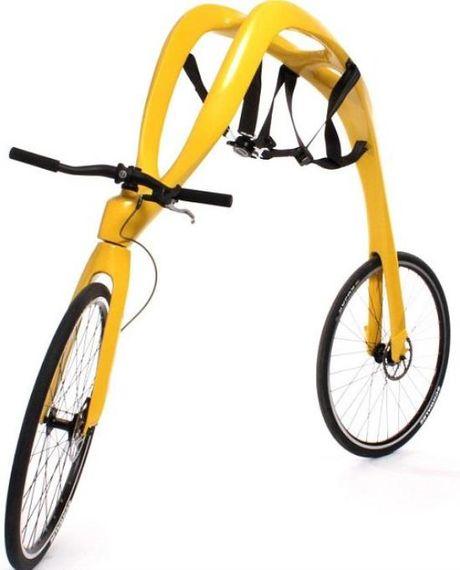 Ngac nhien voi xe dap khong pedal cung chang co yen - Anh 3