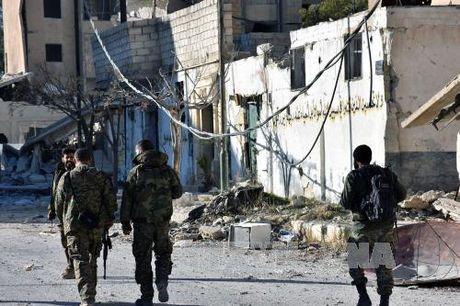 Quan doi Syria gianh duoc quan quan trong tai Aleppo - Anh 1