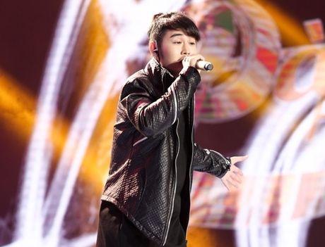 Nhung ca khuc khoe giong phi gioi tinh cua em trai Thanh Duy idol - Anh 1