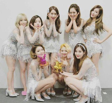 My idol: SNSD con hon ca chu than tuong - Anh 2