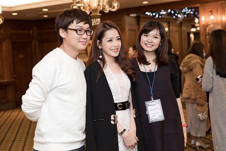 Chi Pu tu tin tra loi phong van truyen thong chau A - Anh 5
