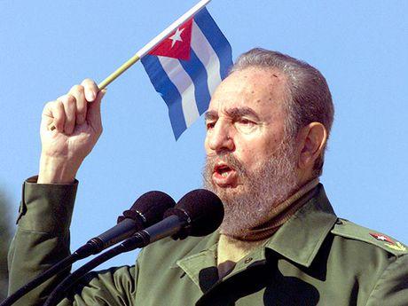 Viet Nam de quoc tang cuu Chu tich Cuba Fidel Castro - Anh 1