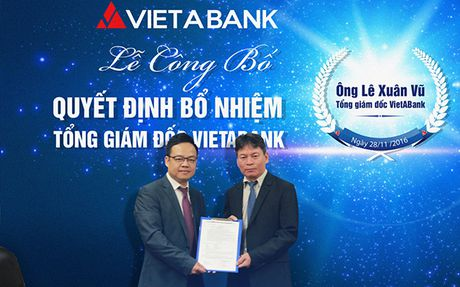 VietABank chinh thuc co tan tong giam doc - Anh 1